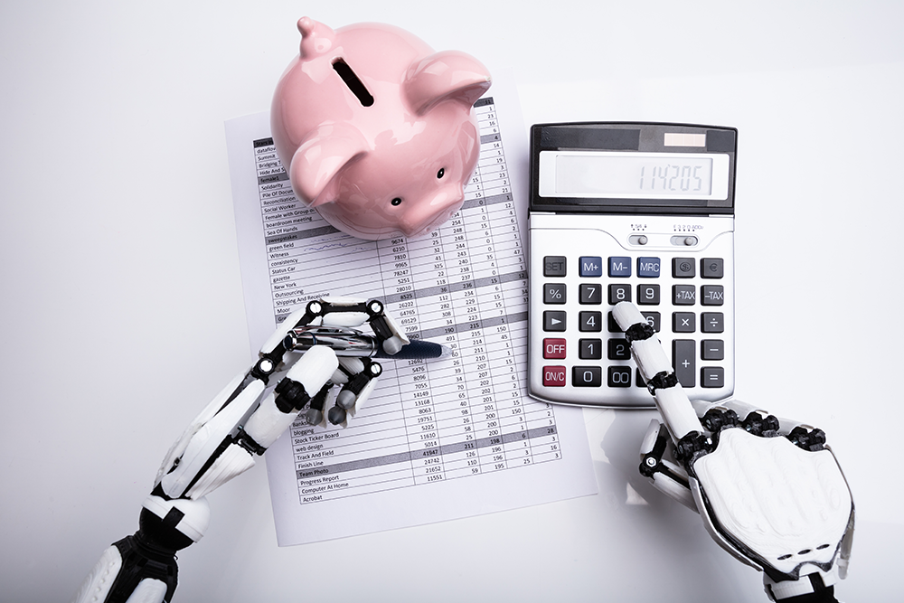 Using Artificial Intelligence To Help Keep Your Financial Data Safe